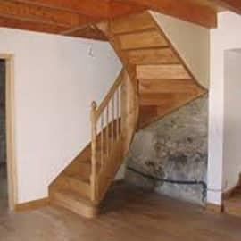 Un Escalier pour les combles * COMBLES ET VOLUMES