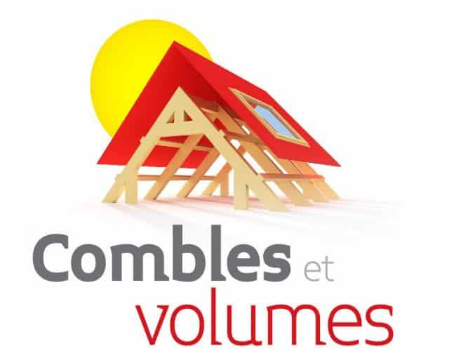 Logo Combles et Volumes