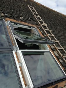 rénocation d'une fenêtre pour une maison de gouesnou