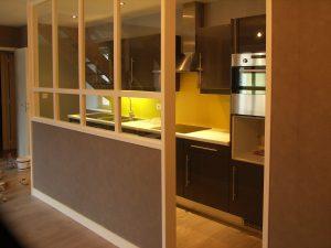 appartement à landerneau avec cuisine